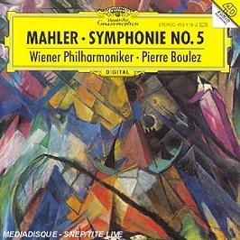 Symphonie n°5, CD