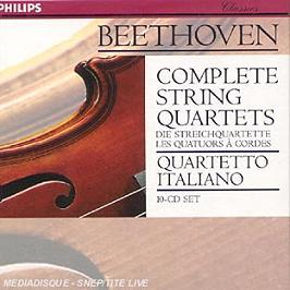 Complete string quartets, CD + Box
