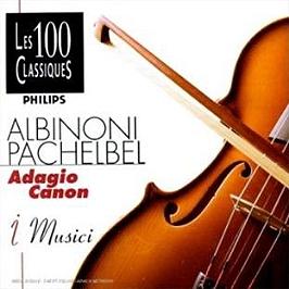 Adagio Canon, CD