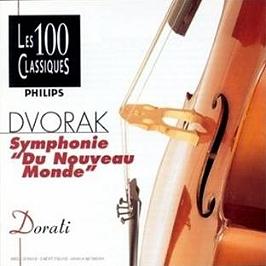 Symphonie Du Nouveau Monde, CD