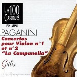 Concerto Pour Violon N°1 Et 2 : la Campanella, CD