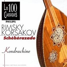 Scheherazade, CD
