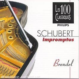 Schubert /Vol.80 : Impromptus Op 90 & 142 - Allegretto - 11 Ecossaises, CD