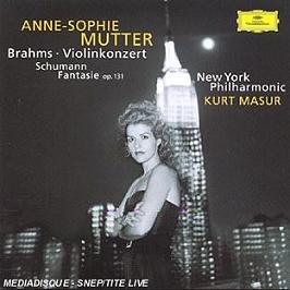 Violin concerto - fantasy op.131, CD