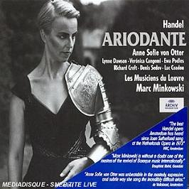 Ariodante (dramma Per Musica, Hwv 33), CD + Box