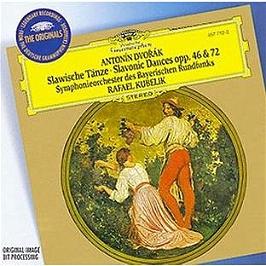 Slawische Tanze;Slavonic Dances Opp 46 & 72, CD