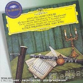 Clarinet Concerto;Flute Concerto N 1;Bassoon Concerto, CD