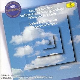 Verklarte Nacht-Transfigured Night;Pelleas Und Melisande, CD