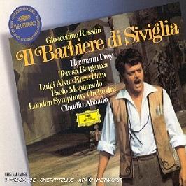 Il Barbiere Di Siviglia, CD