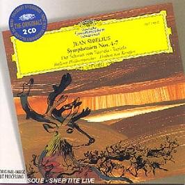 Symphonies N 4 A 7, CD