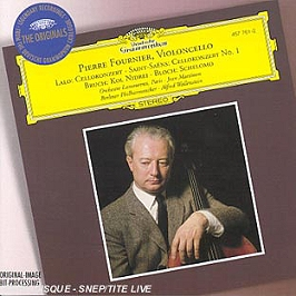 Works For Cello & Orchestra, CD
