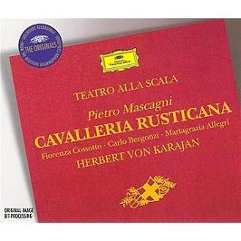 Cavalleria rusticana, CD
