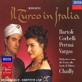 Il Turco In Italia, CD