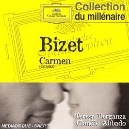 Carmen (Extraits), CD
