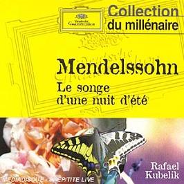 Le Songe D'une Nuit D'été, CD