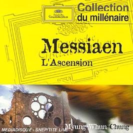L'ascension, CD