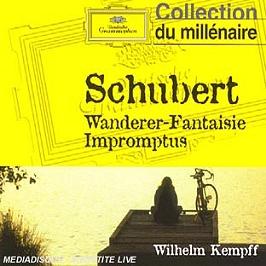 Wanderer-Fantasie;Impromptus D899 & D935, CD