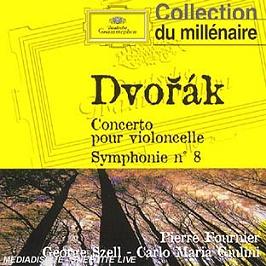 Concerto Pour Violoncelle;Symphonie N 8, CD