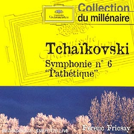 Symphonie N 6 ''pathetique'', CD