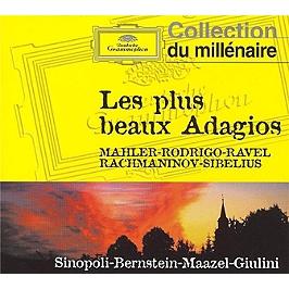 Les Plus Beaux Adagios, CD