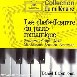 Les Chefs-D'oeuvre Du Piano Romantique, CD