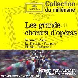 Les Grands Choeurs D'opera, CD