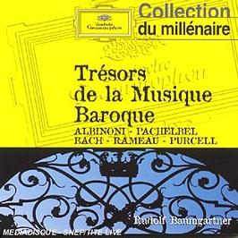 Tresors De La Musique Baroque, CD
