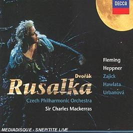 Rusalka, CD