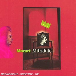 Mitridate, CD + Box