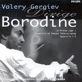 Le Prince Igor;Ouverture Et Danses Polovtsiennes;Symphonie N 2, CD
