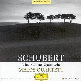 The String Quartets, CD