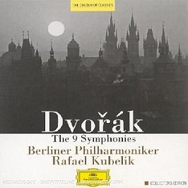 Les 9 Symphonies, CD