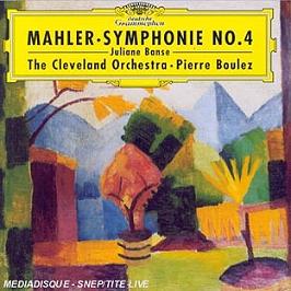 Symphonie N°4, CD