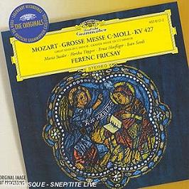 Great Mass In C Minor;Te Deum, CD