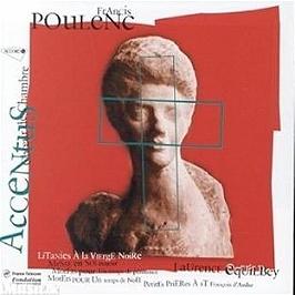 Oeuvres Sacrées, CD