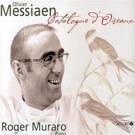 Catalogue d'oiseaux, CD