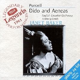 Dido And Aeneas, CD