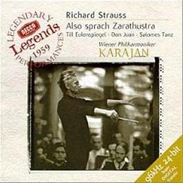 Also Sprach Zarathustra;Till Eulenspiegel;Don Juan;Salomes Tanz, CD