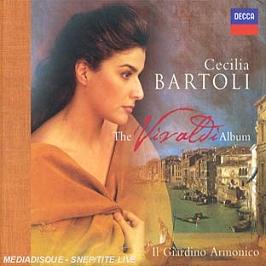 The Vivaldi Album, CD