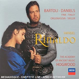 Rinaldo, CD