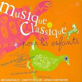 Musique classique pour les enfants /vol.1, CD Digipack