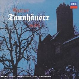 Tannhauser (intégral), CD