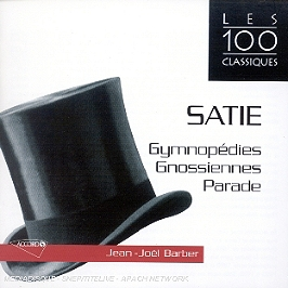 Gymnopédies;Gnossiennes;Parade, CD