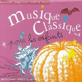 Musique classique pour les enfants /vol.4, CD Digipack