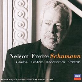 Carnaval, Papillons, Scènes D'enfants (Kinderszenen), Arabesque, CD