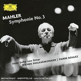Symphonie N°3, CD
