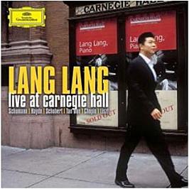 Live at Carnegie Hall, CD