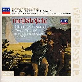 Méphistofélès (Mefistofele), CD