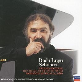 Sonates pour piano d157 - d557 - d664 - d784 - d845 - d894 - d958 - d959 - d960, CD