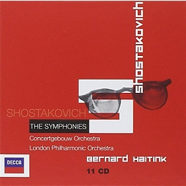 Les Symphonies (the Symphonies), CD + Box